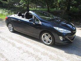 Peugeot 308 CC 2.0 HDi FAP SE 2dr SUPER LOW MILEAGE CONVERTIBLE
