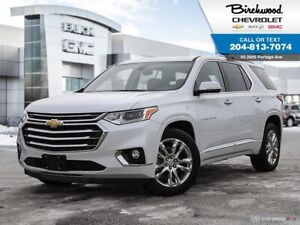 2019 Chevrolet Traverse High Country AWD, Leather, Navigation
