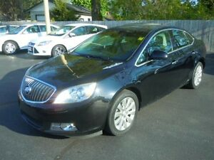 2012 BUICK VERANO BASE- LEATHER INTERIOR, BLUETOOTH, ONSTAR, REM