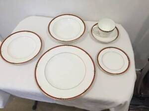 Wedgwood Bone China Colorado 1985, a six piece dinner setting Noosaville Noosa Area Preview
