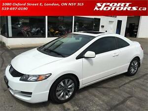 2009 Honda Civic EX-L! New Tires & Brakes! Heated Leather Seats!