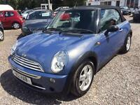 2004 MINI CONVERTIBLE 1.6 One CONVERTIBLE