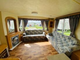 Caravan For Sale In Kent - 3 bed - Double glazed - cheap caravan - pay monthly