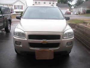 2009 Chevrolet Uplander LT Minivan, Van
