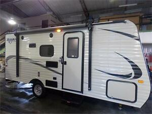 2017 KEYSTONE HIDEOUT 175LHS TRAVEL TRAILER