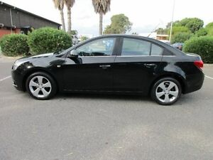 2011 Holden Cruze JG CDX 5 Speed Manual Sedan Greenacres Port Adelaide Area Preview