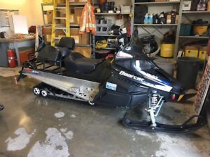 2011 Arctic Cat Bear Cat 570 XT