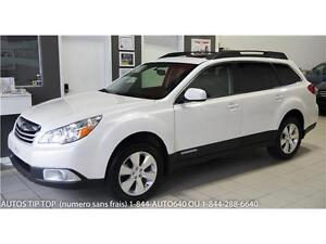 2012 SUBARU OUTBACK LIMITED***CUIR-GPS-TOIT-MAGS***10995$***