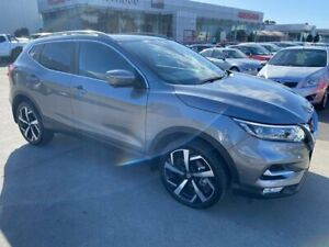 2019 Nissan Qashqai J11 Series 2 Ti X-tronic Grey 1 Speed Constant Variable Wagon Hoppers Crossing Wyndham Area Preview