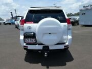 2011 Toyota Landcruiser Prado KDJ150R GXL Glacier White 5 Speed Sports Automatic Wagon Atherton Tablelands Preview