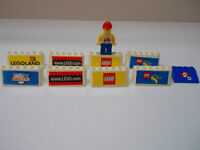 Lego Assorted Creatures, Minifigure Display Stands, Motorcycles