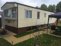 Caravan to rent. (Billing Aquadrome) Northampton