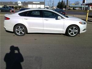 2016 Ford Fusion AWD, LOADED.LEATHER.. GET APPROVED TODAY! Edmonton Edmonton Area image 5