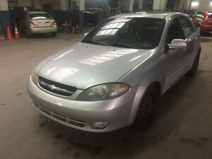 2004 Chevrolet Optra 5 LS