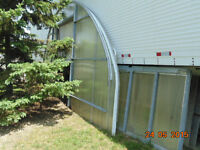 <<COLD FRAME GREEN HOUSE >>20 FOOT BY 70 FOOT