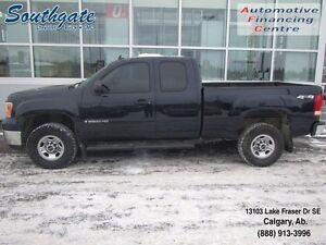 2008 GMC Sierra 2500HD SLE-ONE OWNER!