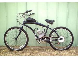 NEW! Motorized Bike - Gas Bicycle Engine 80cc 2 Stroke Kit CHEAP Edmonton Edmonton Area image 5