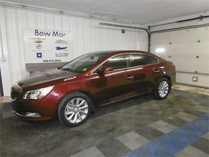 2015 Buick LaCrosse CXL  -*4G WI-FI*HEATED LEATHER*CXL*CERTIFIED