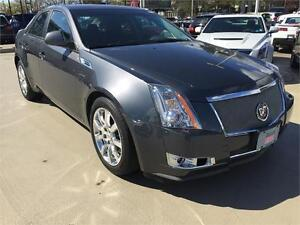 2009 Cadillac CTS w/1SB (Just 47,000 kms) One owner