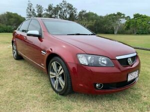 2008 Holden Calais VE MY08.5 V Red 6 Speed Sports Automatic Sedan Woongoolba Gold Coast North Preview