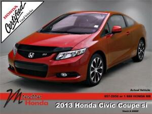 2013 Honda Civic Si (M6)