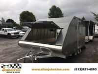 Mission Trailers MFS 101x12 Crossover Ottawa Ottawa / Gatineau Area Preview