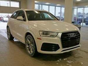 2018 Audi Q3 2.0T AWD *Heated Seats* *Backup*