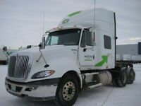 2013 International ProStar +125, Used Sleeper Tractor