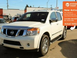 2014 Nissan Armada PLATINUM - DVD HEADRESTS, NAVIGATION, LEATHER