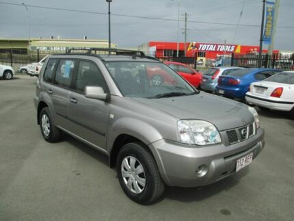 2005 Nissan X-Trail T30 ST (4x4) Gold 5 Speed Manual Wagon Coopers Plains Brisbane South West Preview