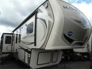 Keystone MONTANA 3950BR 5TH WHEEL