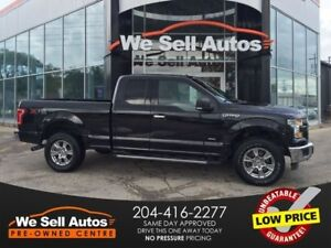 2015 Ford F-150 XLT *BTOOTH *REAR VIEW CAM *AUX *TOW PACKAGE