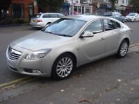 Vauxhall INSIGNIA 2.0 CDTi 16v Elite 5dr, 2009 model, Full MOT, FSH, Full Leather