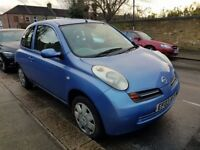 Nissan, MOT 2018, technically perfect, low tax, very reliable. Or SWAP with a bigger