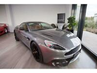 Aston Martin V12 Vanquish Q individuell selected parts