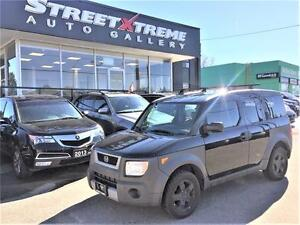 2004 Honda Element w/Y Pkg|DVD PLAYER|ACCIDENT FREE|PIONEER DECK