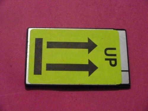Flash Series 2  Linear 8mb flash Memory PCMCIA Card