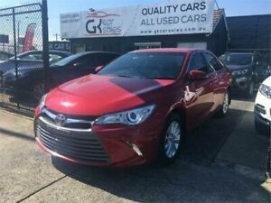 2015 Toyota Camry ASV50R Altise Red Sports Automatic Sedan Dandenong Greater Dandenong Preview