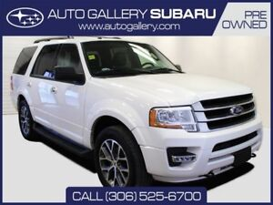 2017 Ford Expedition XLT |  8 PASSENGER LEATHER SEATING | 4X4 |