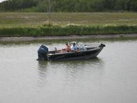 GREAT FISHING! LAKEFRONT LOTS ON DAUPHIN LAKE