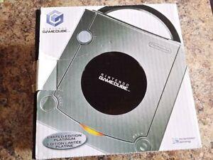 Nintendo gamecube dans la boite