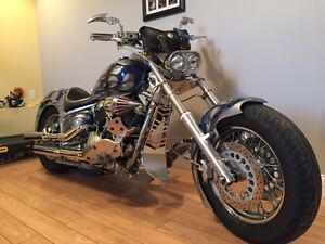 GREAT Deal!! Custom Chopper! REDUCED FOR QUICK SALE