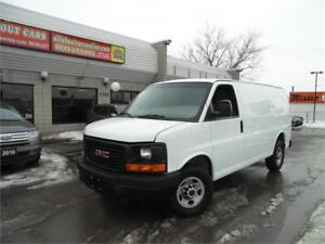 2014 GMC SAVANA 2500  **ALL POWER+A/C**