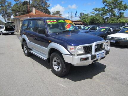 4X4 PRADO GXL 1998 Toyota LandCruiser Wagon (BM6333 - A4212) Mandurah Mandurah Area Preview