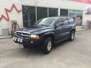 Dodge Durango SLT 4x4 winter beater