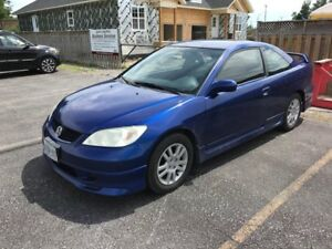 2005 Honda Civic Reverb