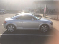 Audi Quattro TT Coupe 2002 for Sale