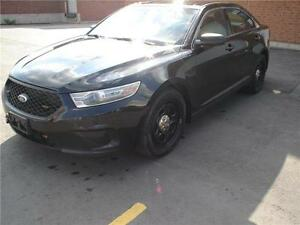 2013 Ford TAURUS BLK/BLK AWD,BACK UP CAMERA