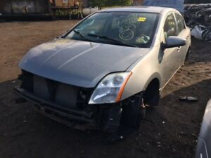 2009 Nissan Sentra just in for parts at Pic N Save!