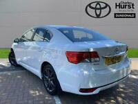 2012 Toyota Avensis 1.8 V-Matic Tr 4Dr M-Drive S Auto Saloon Petrol Automatic